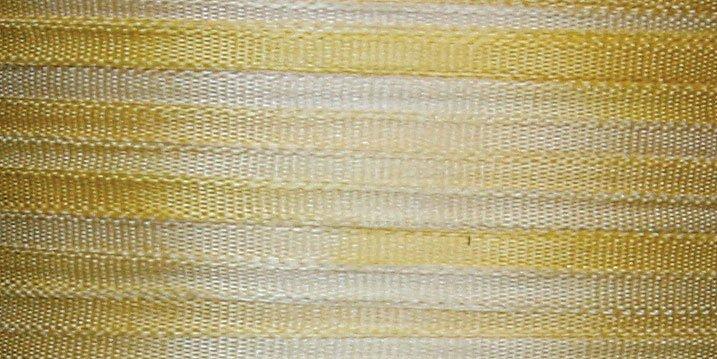 #107 DAFFODIL 100% Japanese Silk Ribbon 7mm x 3 yds.