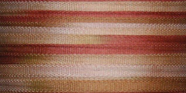 #117 WOODLAND 100% Japanese Silk Ribbon 7mm x 3 yds.