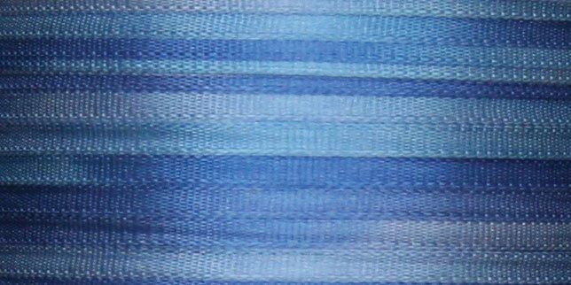 #120 BACHELOR BUTTONS 100% Japanese Silk Ribbon 7mm x 3 yds.