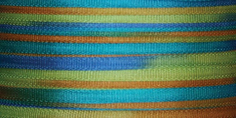 #123 CAYMAN 100% Japanese Silk Ribbon 7mm x 3 yds.