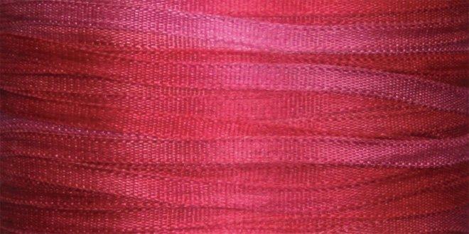 #126 CANA LILY 100% Japanese Silk Ribbon 7mm x 3 yds.