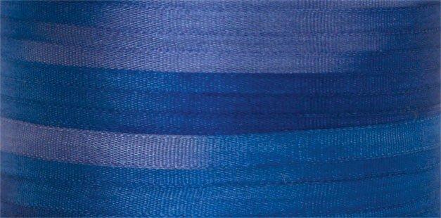 #132 BLUE IRIS 100% Japanese Silk Ribbon 7mm x 3 yds.