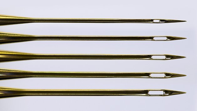 SUPERIOR Titanium-coated Topstitch Needles ASSORTMENT PACK