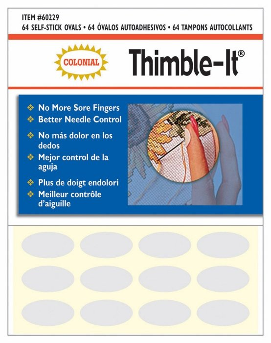 Thimble-It Finger Pads Colonial