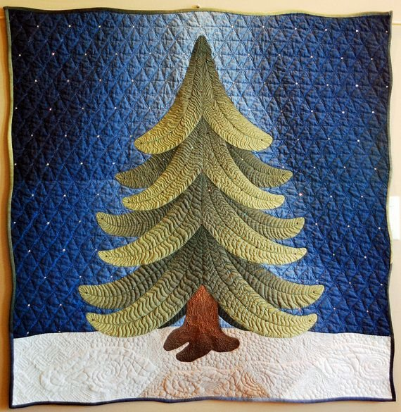 Alpine Wonder Quilt Kit - Includes Embellishments