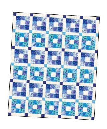 Boxed In - Calypso Blue
