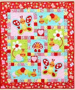 Bugsy Quilt Kit