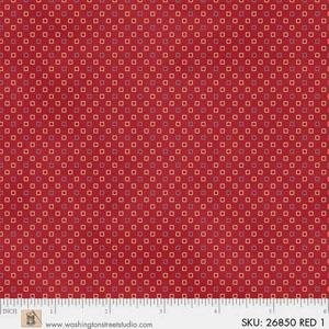 Mississipi Collection 26850RED