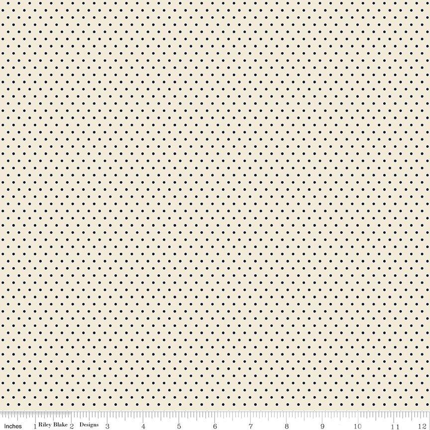 Jane Austen at Home C10019 Dot