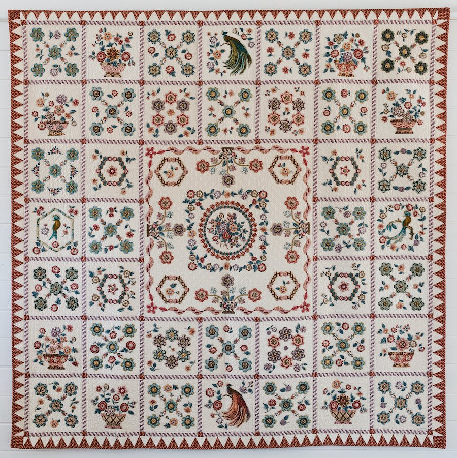 Windermere Quilt Fabric Kit Pre Order