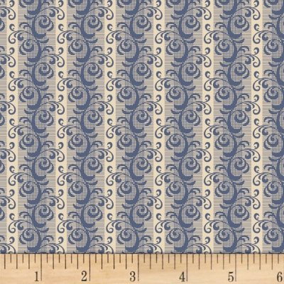 French Paisley 153-B