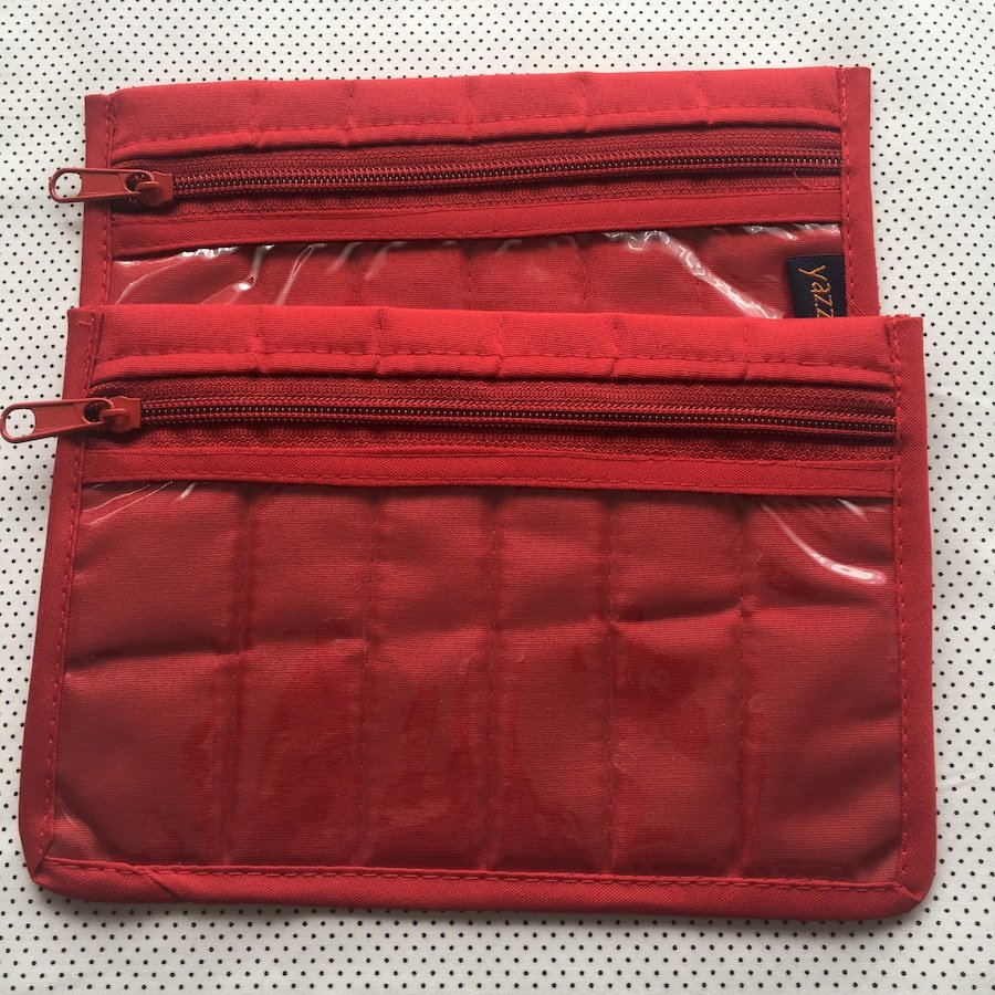 Yazzii Two Piece Pouch