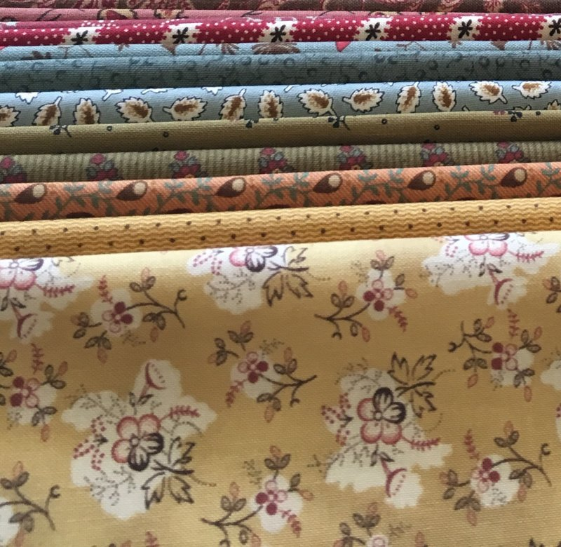 Reproduction Fabric Club