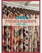 Patches Of Scraps Notecards
