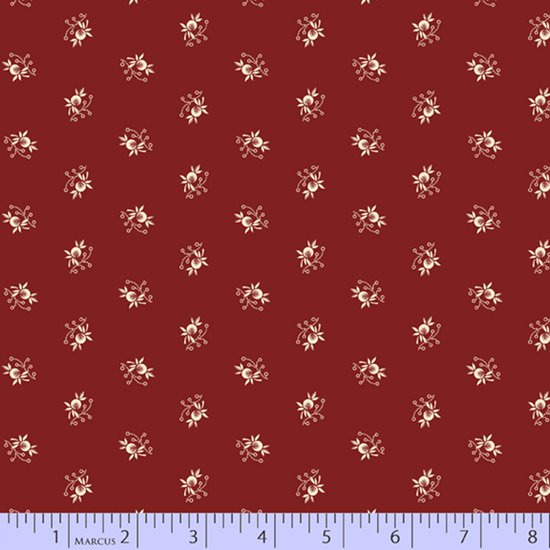 Repro Reds R3113-DK Red