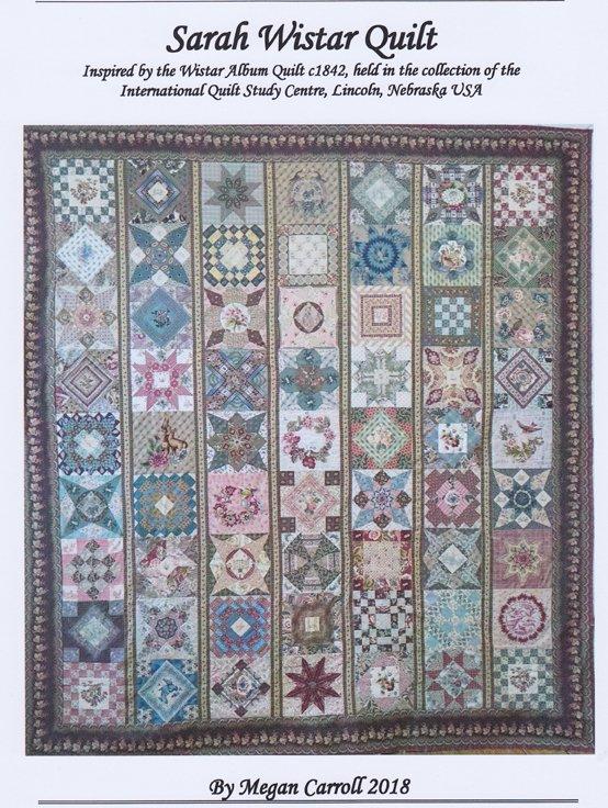 Sarah Wistar Quilt Pattern
