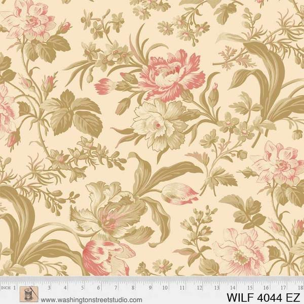 Wild Flower Woods WS4044-EZ