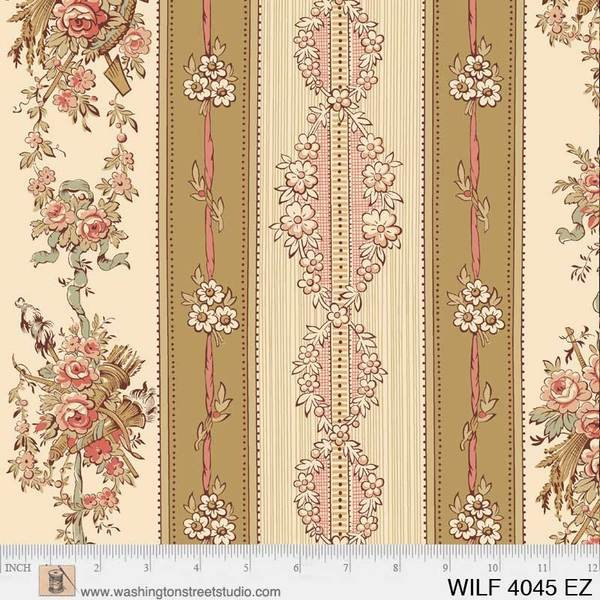 Wild Flower Woods WS4045-EZ