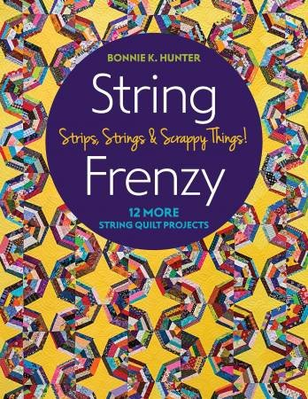 String Frenzy by Bonnie K. Hunter