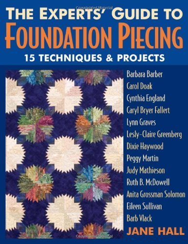 GUIDE TO FOUNDATION PIECING