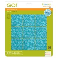 GO! Square 2.00-2 1/2 (2 Finished) Multiples
