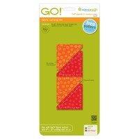GO! Half Square Triangle 2.25-2 1/4 Finished Square