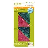 GO! Half Square Triangle 2.5-2 1/2 Finished Square