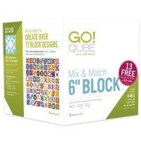 GO! QUBE 6 MIX & MATCH 6 BLOCK SET