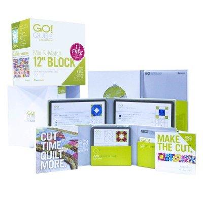 Go! Qube 12 Mix & Match 12 Block
