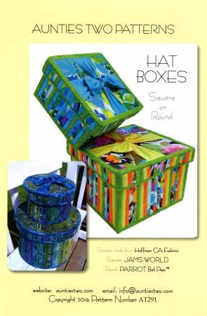 Hat Boxes  Pattern