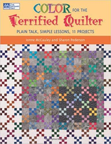 COLOR FOR THE TERRIFIED QUILTER MARTINGALE BOOK