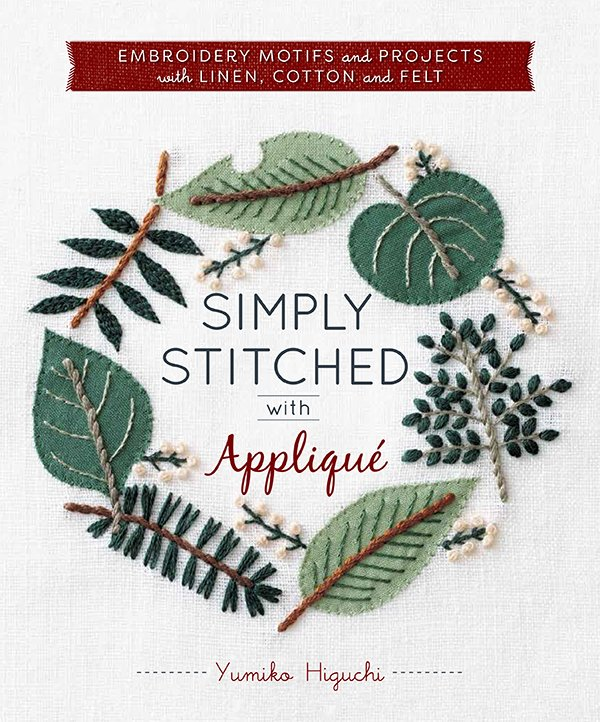 Simply Stitched With Applique*
