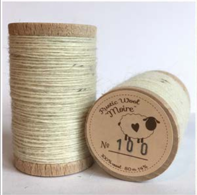 Rustic Moire Thread 100