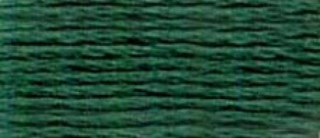 115-5-0501 Pearl Cotton Skein # 5 Dark Blue Green