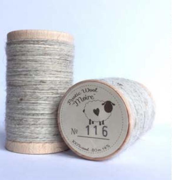 Rustic Moire Thread 116