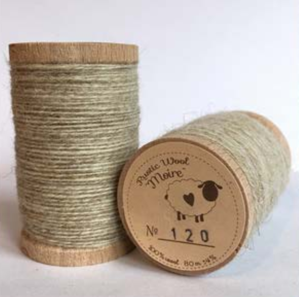 Rustic Moire Thread 120