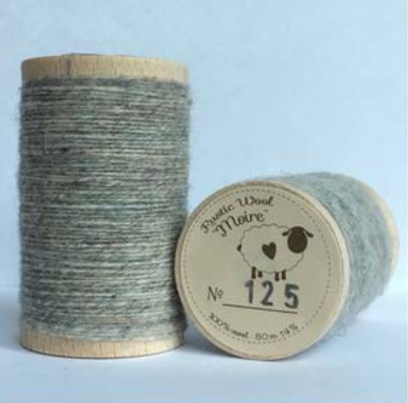 Rustic Moire Thread 125