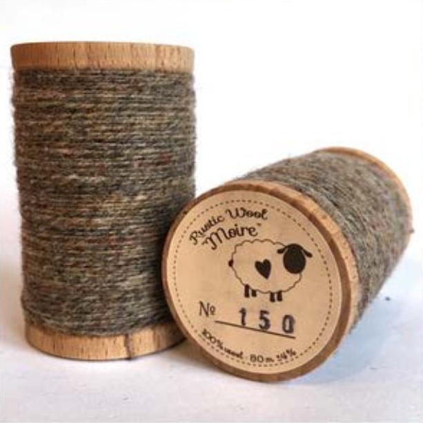 Rustic Moire Thread 150