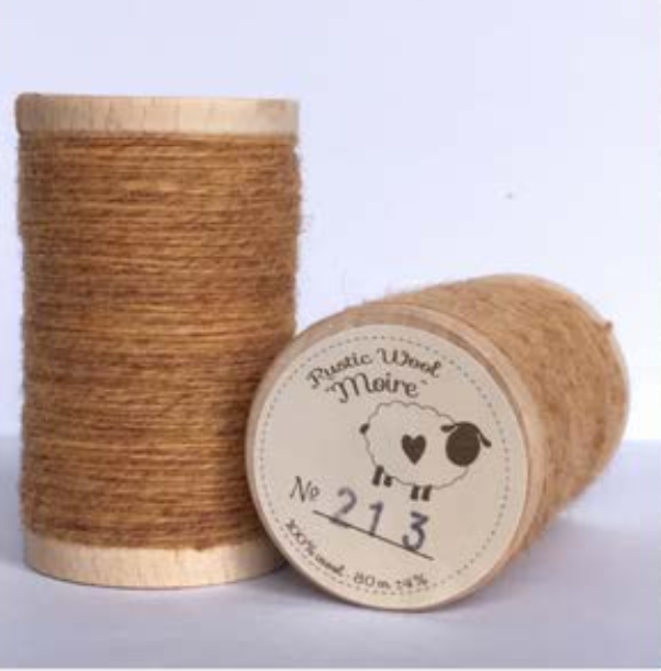 Rustic Moire Thread 213*
