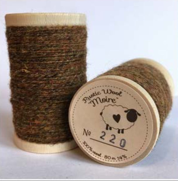 Rustic Moire Thread 220
