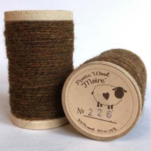 Rustic Moire Thread 226*+