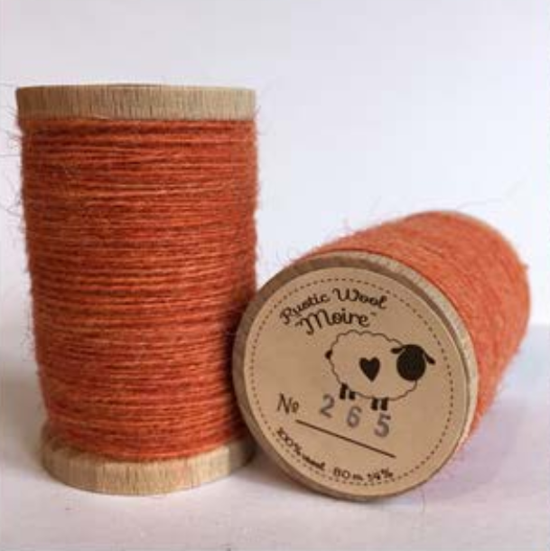 Rustic Moire Thread 265*