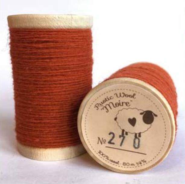 Rustic Moire Thread 270