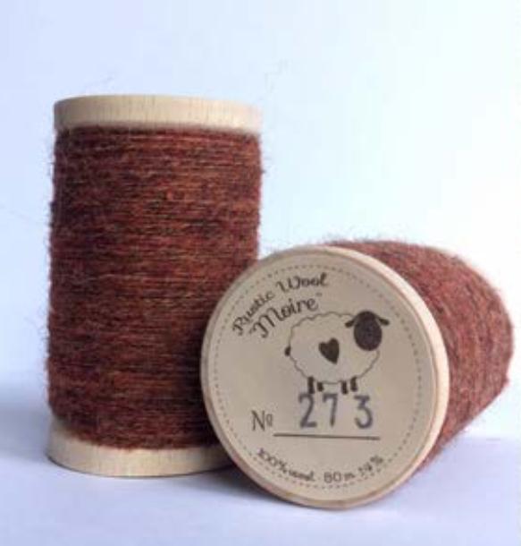 Rustic Moire Thread 273