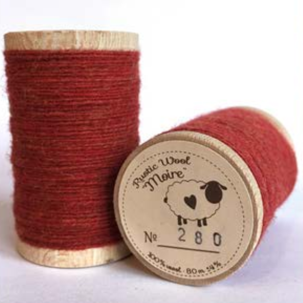 Rustic Moire Thread 280*