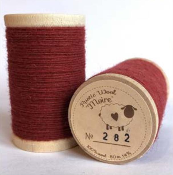 Rustic Moire Thread 282*
