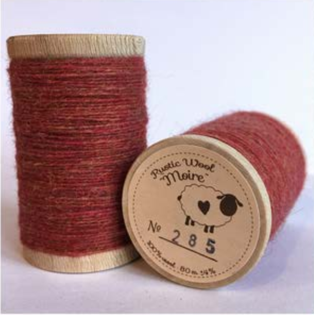 Rustic Moire Thread 285*+