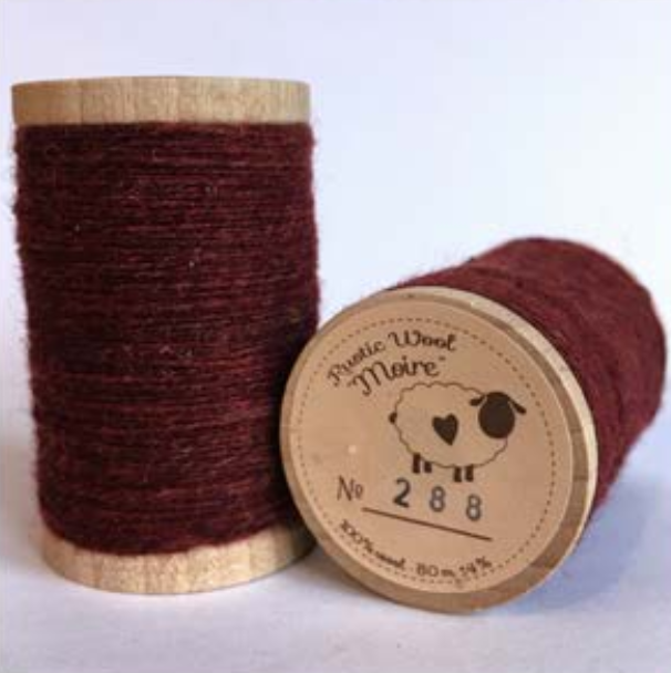 Rustic Moire Thread 288*