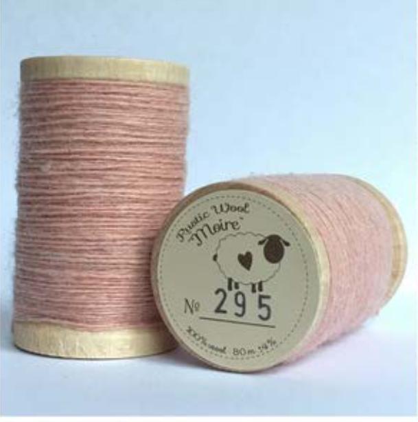Rustic Moire Thread 295*+