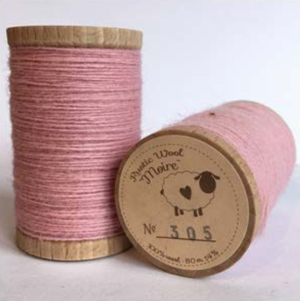 Rustic Moire Thread 305*+